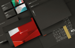 A new e-shop and corporate identity